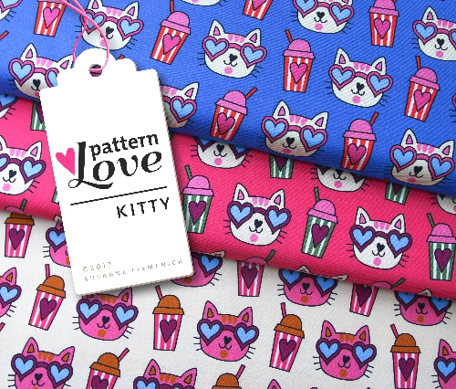 Pattern Love - Kitty